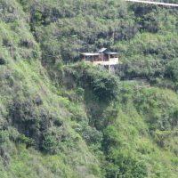 Cliff Hanging Home Colombia