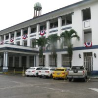 Government Building Colon