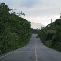 Highway Amazon Side Ecuador