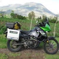 Moto And Cayambe