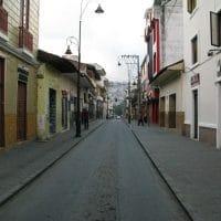 Narrow Street Loja