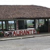 Outdoor Restaurant Colombia