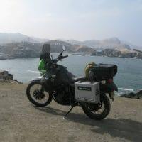 Peru Bike And Ocean
