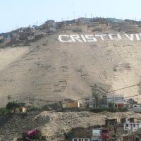 Peru Christ Lives