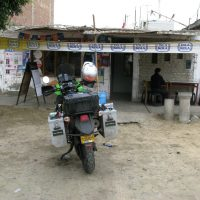 Peru Lunch Stop