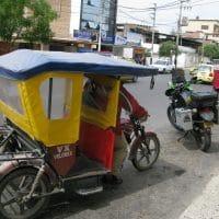 Peru Mototaxi And Bike