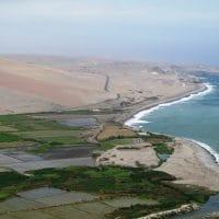 Peru River Delta