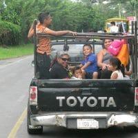 Pickup Truck Nicaragua