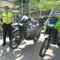 Policia And Bikes