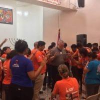 Preaching At Castillo Del Rey 2