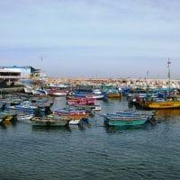 Puerto De Lomas Fishing Boats