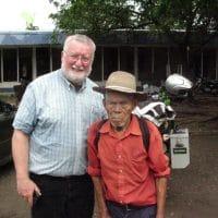 Rick And Old Man Honduras