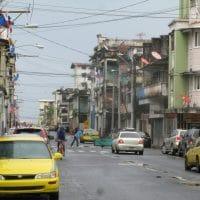 Street In Colon