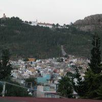 Vista Over Zacatecas